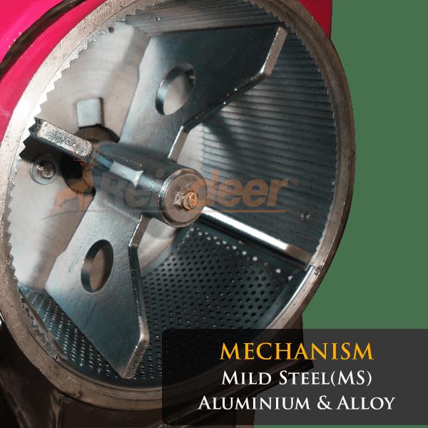 mechanigm of ms 2 in 1 heavy pulveriser