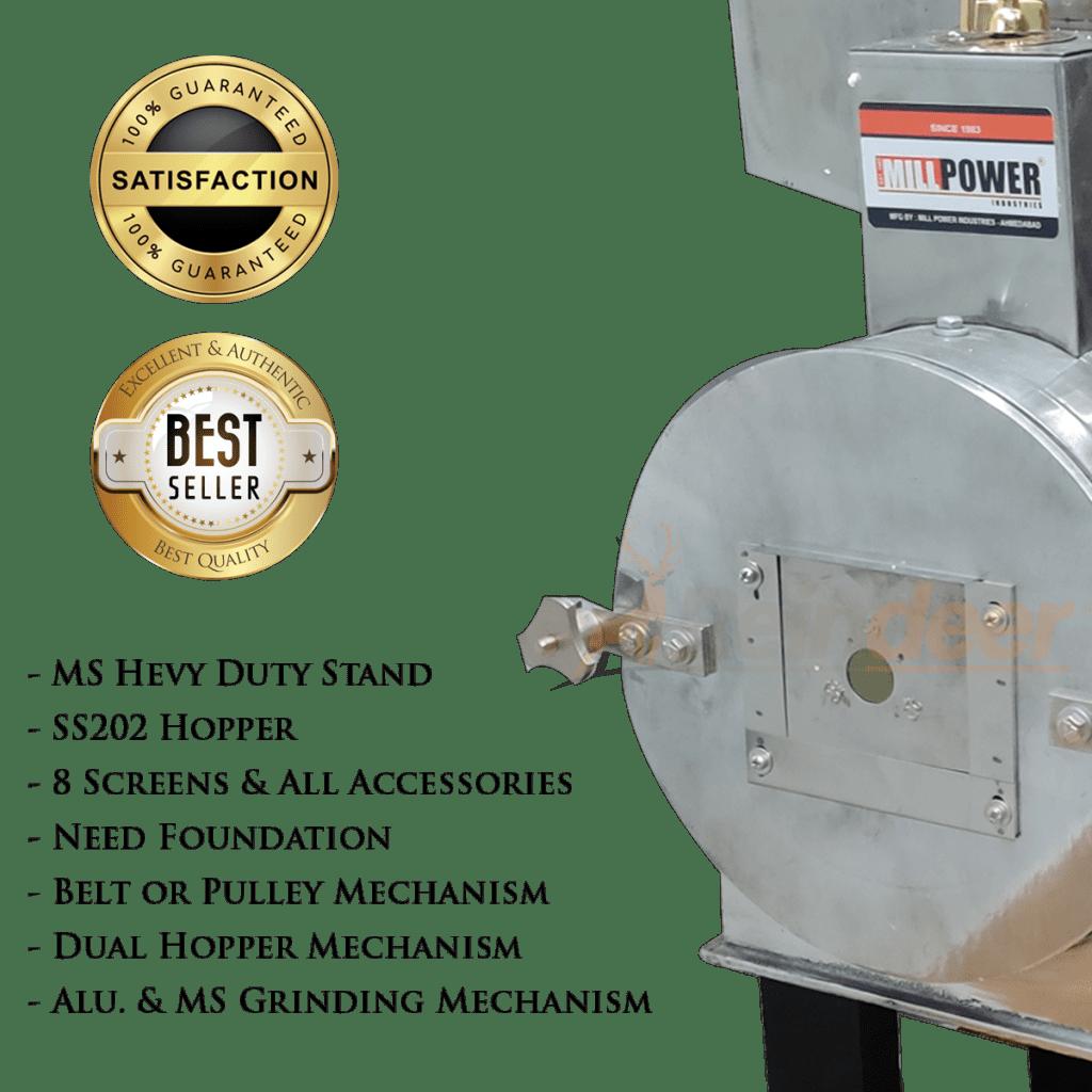 select a flour mill machine