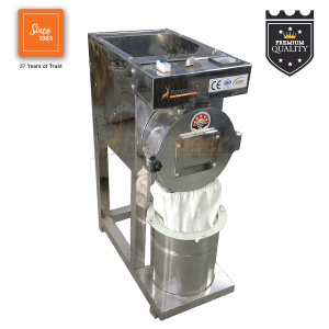 2 in 1 MS Compact Pulverizer Automatic