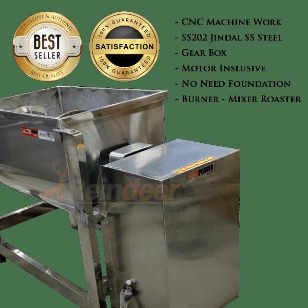 Ribbon Blender Machine Mixer customer satisfaction
