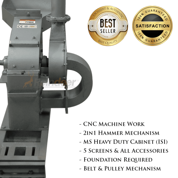 blower pulverizer heavy ms features