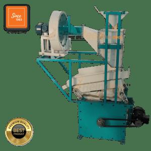 dust cleaner and destoner machine