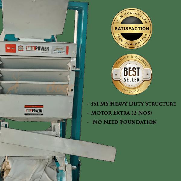 dust cleaner and destoner machine manufacturer