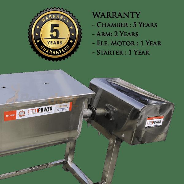 masala grinding machine 5yrs warranty