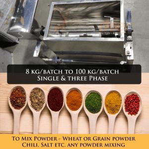 masala grinding machine production