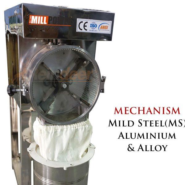 mini pulveriser machine
