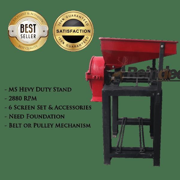 ms hammer pulverizer satisfaction