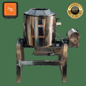 roasting and drying machine