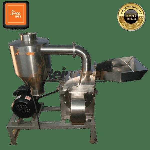 ss blower pulverizer